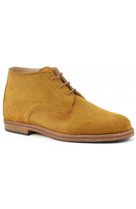 Ernest squirrel suede