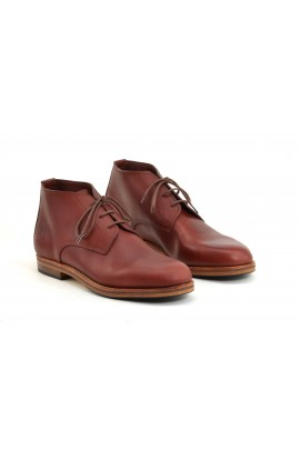Ernest bordeaux calf