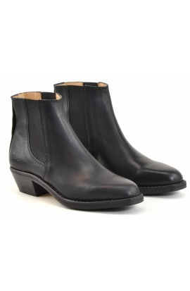 Bartholo black calf