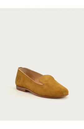 Opale squirrel suede