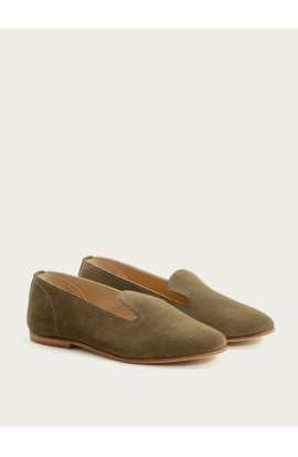 Leather slippers La Botte Gardiane