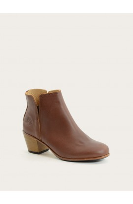 Marion cognac calf supple