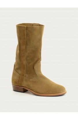 Gardian Paris calf suede