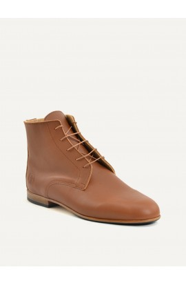 Albert cognac calf supple