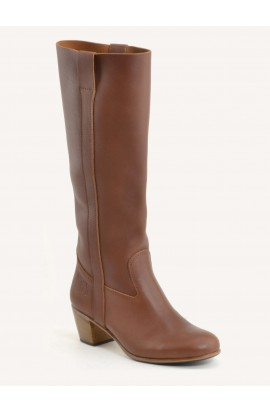 Sara calf supple cognac