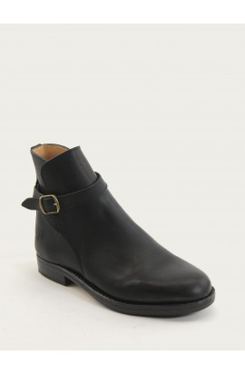 Jodhpur black calf & black outsole