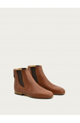Berlioz cognac calf supple