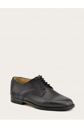 Derby Paris black calf supple
