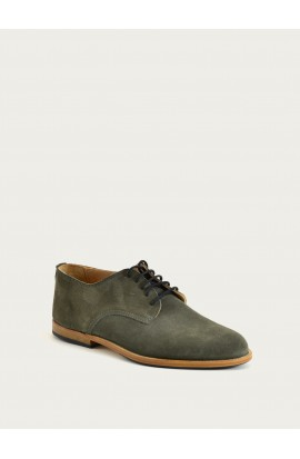 Derby Paris Pepe suede