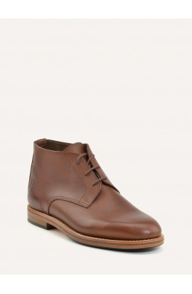 Ernest fat calf brown