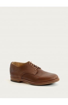 Derby brown calf