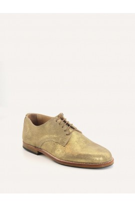 Derby gold bright calf