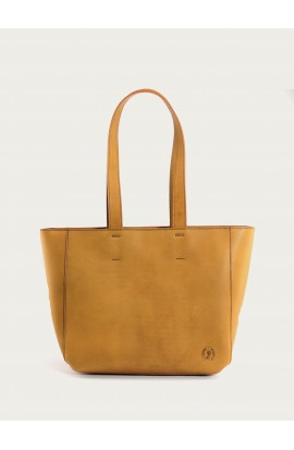 Pauline natural calf leather bag