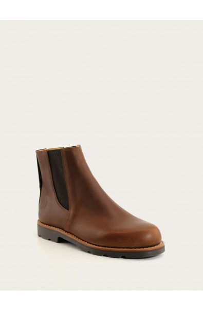 Boots brown full fat calf leather