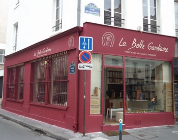 Boutique La Botte Gardiane Paris rue de Charonne