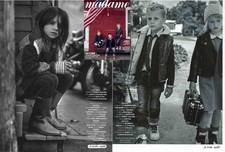 Madame Figaro August 14th 2015 - Ella (Boots) et Elsa (Low boots) kids