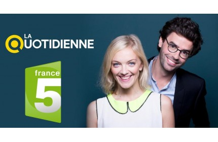 La Quotidienne - Channel FR 5 - Made in France
