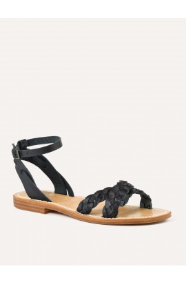 Criss Cross Ebony vegetable calf