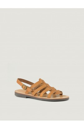 Men's leather sandals La Botte Gardiane
