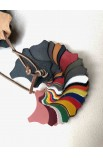 Our leather colors