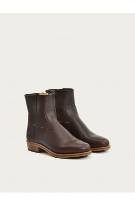 Tiers Gardian Zip coffee calf