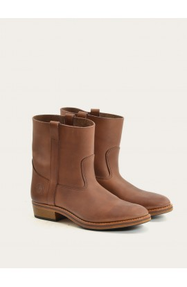 Women's leather boot La Botte Gardiane
