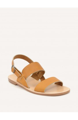 Sandal leather, handcrafted
