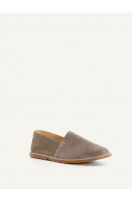 Maurice suede grey