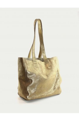 Pauline bag bright gold calf