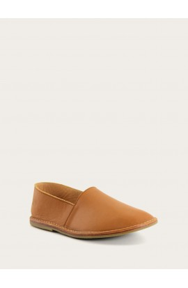 Leather shoes Maurice natural calf supple