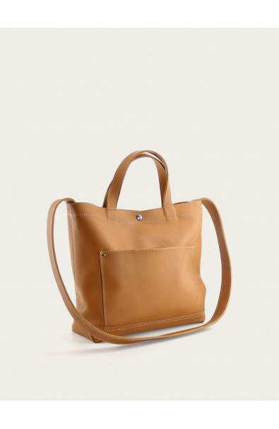 ma.boutikk supple leather bag