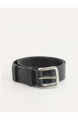 Leather belt width 35mm