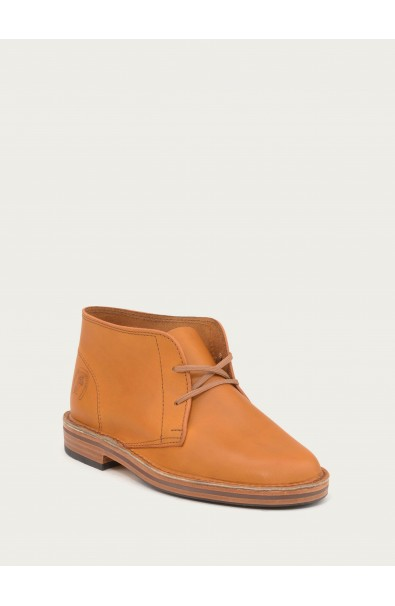 Camargue natural calf leather outsole