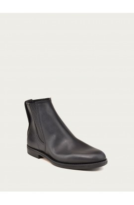Bertrand black calf