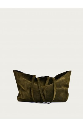Sac cabas velours