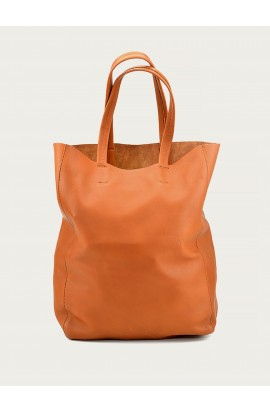Solene supple leather bag